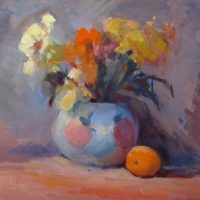 Oil Painting with a limited palette (Beginner/Intermediate) w/ George Scribner
