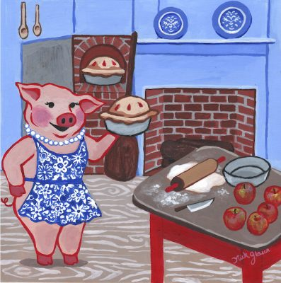 Osterville Historical Museum Presents Pigs & Pearls 2017