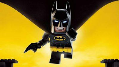 Outdoor Movie: LEGO Batman