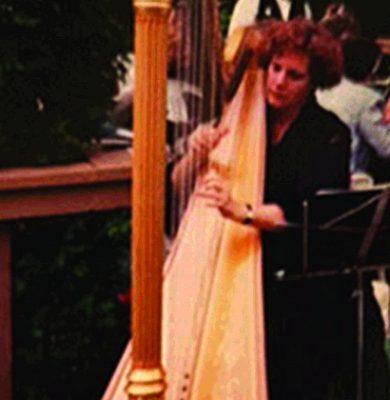 Priscilla Smith, harpist