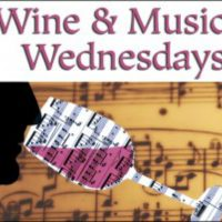 Wine & Music Wednesday, August 2017