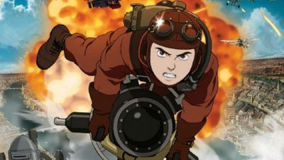 Anime Movie: Steamboy - Rated PG-13