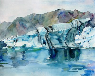 Wet on Wet Watercolor Workshop: Paint Looser and F...