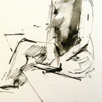 Still Life Drawing with Donald Beal