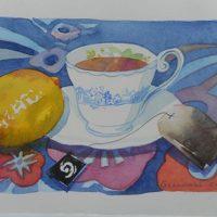 The Spontaneity of Watercolor with Traci Harmon-Ha...