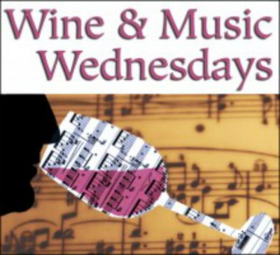 Wine & Music Wednesday, October 2017
