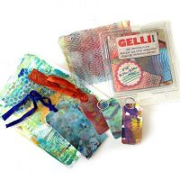 Girls Night Out - Gelli Printing with Sylvia Quiro...