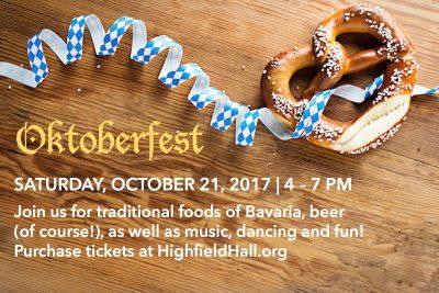 Highfield Oktoberfest 2017