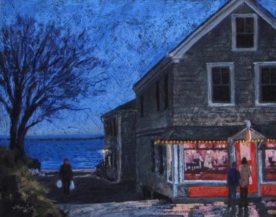 Pastel Painting with Betsy Payne Cook