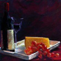 After Dinner Delights Wine Seminar/Art Reception