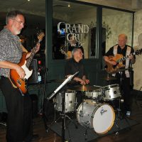Bart Weisman Smooth Jazz Group at the Grand Cru