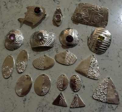 SILVER METAL HOLIDAYS with Kim Rumberger