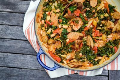 FRENCH COMFORT FOOD with Kim Rumberger