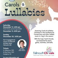 Falmouth Chorale's Carols & Lullabies Offers Whole Holiday Music Experience