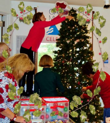 Holiday Art Classes at Cape Cod Museum of Art