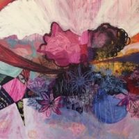 Abstract Painting w/ Mellissa Morris