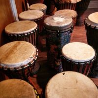 Drum Together-Kids African Drumming with Tara Murphy
