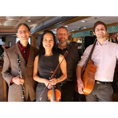440 - Gypsy Jazz Presents Toe-Tapping Snappy Hot Jazz