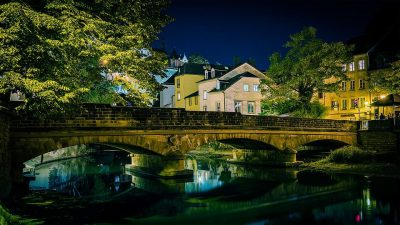 Food & Wines of Luxembourg with Chef Joe Cizyn...