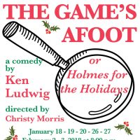 The Games Afoot (or Holmes for the Holidays)