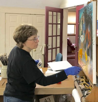 Open House: Painting Through the Winter