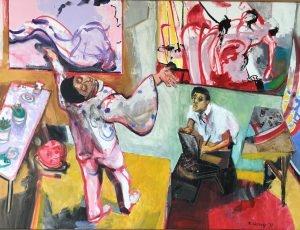 Public Reception The Hans Hofmann Legacy: Creative...