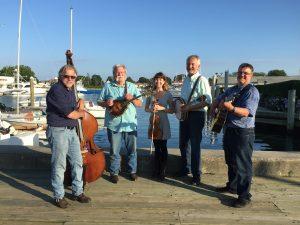 CrabGrass Bluegrass Band at Music & More! CCMoA