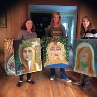 Intentional Creativity in Wellfleet with Ginny Parker