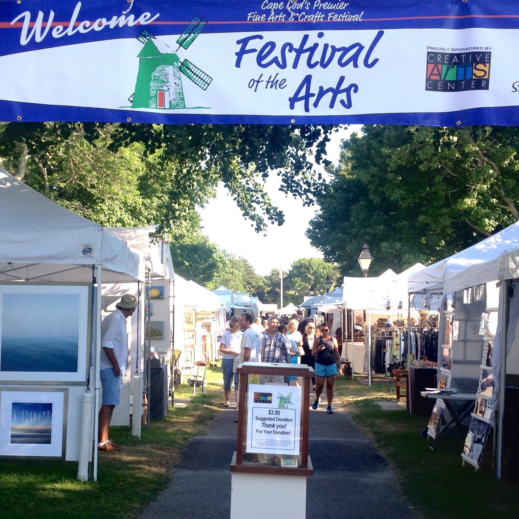 47th Annual Festival Of The Arts Creative Arts Center In Chatham At Creative Arts Center Chatham Ma Visual Arts