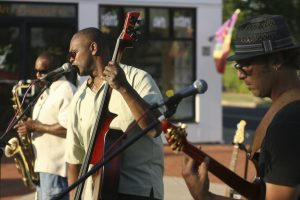 Saturday Night Music Café and Dance Party with The Clayton / Restaino Trio