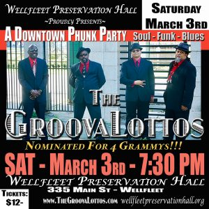 The GroovaLottos Downtown Phunk Party
