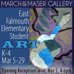 East Falmouth Elementary School Art Show K-4