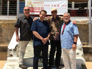 Bert Jackson Quartet at the Grand Cru