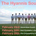 Hyannis Sound Winter Tour - Falmouth