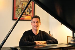 Classical Pianist Mark Valenti, in Concert