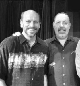 Bert & Roe: Jazz at Bluefins