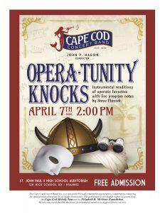 Opera-Tunity Knocks