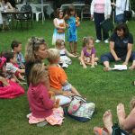 "Children's Teddy Bear Picnic & Tea--a ""Make and Take"" Affair"