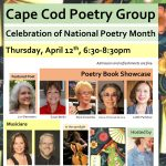 Cape Cod Poetry Group Poetry & Music Celebration of Naional Poetry Month