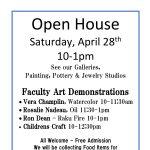 Creative Arts Center Open House