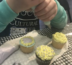 Kids Cupcake Decorating with Kim Rumberger