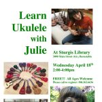 Learn the Ukulele with Julie at Sturgis Library