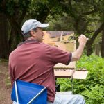 Plein Air Sandwich Day