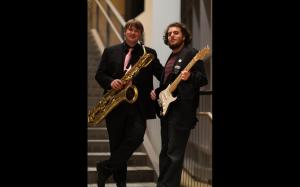 Bart Weisman Jazz Group Featuring Nicholas Suchecki (sax) & Hunter Burgamy (guitar)