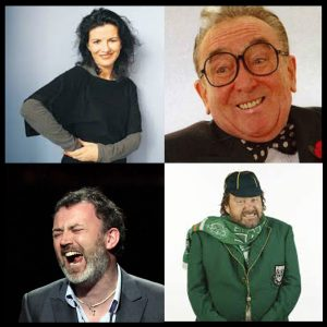 Irish Comedians, Their History & Stories with ...