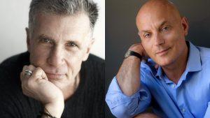 Michael Cunningham and Daniel Mendelsohn in Conver...