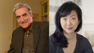 Robert Pinsky and Monica Youn: Poetry and Conversa...