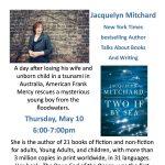 Author Jacquelyn Mitchard