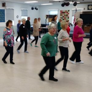 Free Pop, Rock and Latin Line Dancing Event for Ar...