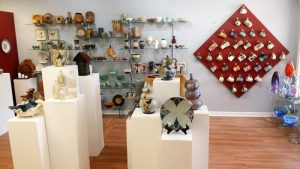 Creative Hands Gallery Reopening Celebration